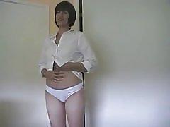 Jane pani naturalny majtki